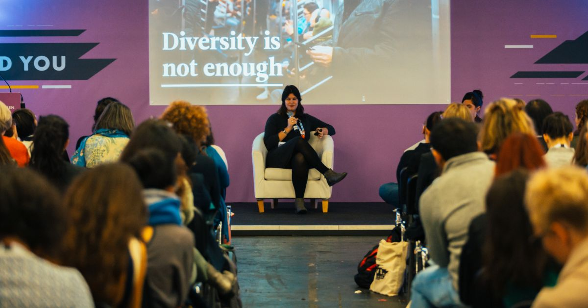 diversity inclusion and you